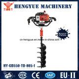 Máquina del taladro de tierra de 52 cc