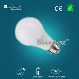 Bombilla del aluminio LED de la luz de bulbo del precio de fábrica LED 7With9With12W