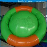 물 게임을%s 자전 팽창식 물 UFO/팽창식 자전 공