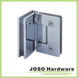 Wall Brass Shower Hinge Bh1001에 90 도 Glass