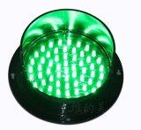 Wdm 125mm lámpara verde de tráfico para HK británica de la UE