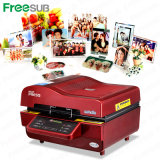 Sunmeta 3D Sublimation Machine All in Un 3D Mug Phone Caso Heat Press Sublimation Machine