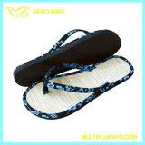 New Arrival Straw Mat Popular Travel Slipper for Women