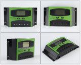 Controlador solar livre da carga da amostra 12V24V 50A para o sistema de energia solar