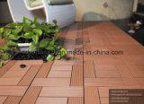 容易屋外DIYのDeckingの床をインストールしなさい