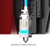 Máquina de estaca elevada do laser da fibra de Precison Round&Square