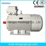 Motore elettrico di induzione Squirrel-Cage asincrona a tre fasi di CA di Ye3 110kw-6p per la pompa ad acqua, compressore d'aria