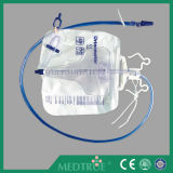 2600ml+500ml Big Double Hanger Urine Meter Bag