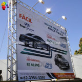Outdoor를 위한 PVC Vinyl Custom Advertizing Display Banner