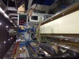 Linha de produção plástica do perfil da capacidade elevada