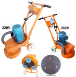 Empuje manualmente epoxi Rectificadora para Extracción de revestimiento de terrazo Grinder