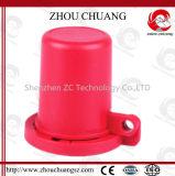 Stecker-Absperrschieber-Aussperrung für Vorhängeschloß, geeignet für Ventil-Durchmesser unter 22mm