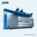 Manuelle Schaltkarte-Schablone-Drucker-Maschine mit magnetischem Pin und Plattform