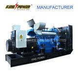 motor de 400kw/500kVA Doosan do gerador Diesel para a fábrica do vinagre