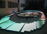 P3.91 실내 Die-Casting 알루미늄 LED 영상 벽 발광 다이오드 표시