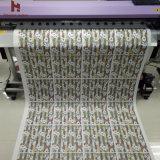 Secado instantáneo 45gsm la sublimación del calor Papel de transferencia para la impresión textil