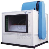 Ventilatore a temperatura elevata dell'estrazione del fumo