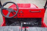 De originele Jeep ATV van het Ontwerp 200cc van de Elektriciteit Nieuwe met 4 Slag ATV