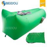DIYナイロン膨脹可能なLaybagのソファーの不精な寝袋の空気ベッド