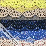 2016 популярных цветастых вспомогательных оборудований одежды ткани шнурка
