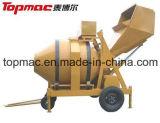 2015 betoniere mobili di vendite con caricamento di auto dalla Cina