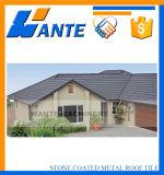 熱い販売の多彩な石のアフリカの上塗を施してある金属の屋根瓦
