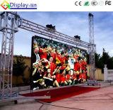 スクリーンを広告する防水P6屋外のフルカラーLED