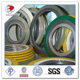 Bride standard d'acier inoxydable de l'acier du carbone des brides A105 de commutateur de bride de soudure de douille de la norme ANSI B16.5 de FF 316