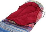 Schlafsack-im Freien kampierender Schlafsack der ethnischen Kinder im Freien