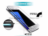 3D kurvte 0.33mm farbenreichen der Deckel-ausgeglichenes Glas-Bildschirm-Schoner, den 9h Bildschirm-Film für Samsung S7 Anti-Löschen