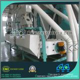 自動小麦粉の製造所
