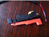 Точильщик AG012 инструмента електричюеских инструментов Makute ручной
