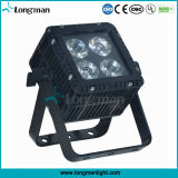 Im Freien 4X15W RGBW flaches NENNWERT Licht LED helles Uplight