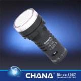 lámpara indicadora protegida diámetro de 16m m LED con Ce y la aprobación de RoHS