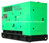 120kVA 방음 Yuchai 물에 의하여 냉각되는 디젤 엔진 Genset