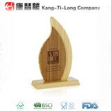 Regalo di bambù del premio della doppia fiamma