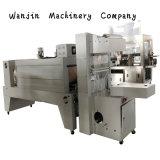 半自動PEのフィルムの熱の収縮包装のパッキング機械