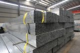 Труба ERW Pre-Гальванизированная Q235B квадратная стальная