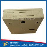 صنع وفقا لطلب الزّبون توزيع معدن صندوق مع مسحوق طلية