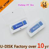 movimentação feita sob encomenda do flash do isqueiro USB3.0 do cigarro do logotipo 8-256GB (YT-1121-3.0L)