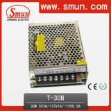30With50With60With120W Triple Output Switching Power Supply (SMPS) mit CER RoHS 2 Year Warranty