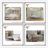 Modrenの寝室の家具の子供の調査の二段ベッド(HF006)