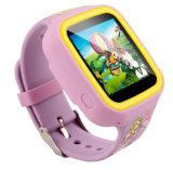Gps-Verfolger-Uhr-wasserdichte intelligente Uhr für Kind-Kinder