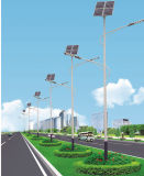 Het openlucht Systeem van de Verlichting van de Straat Zonne