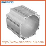 Grad 6063 der China-Hersteller-Serien-6000 6061 6063A T5 T6 Strangpresßling-Legierung erstellt Aluminium ein Profil