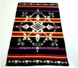Native Designの100%年のポリエステルPrinted Fleece Blanket