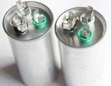 Condensatore di esecuzione del motore a corrente alternata Cbb60 (stile dell'inserto)