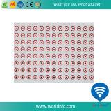 Het beste Verkopende Inlegsel van de Kaart van pvc HF S50 RFID Slimme