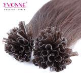 Extensão do cabelo humano da ponta da queratina U