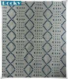 Laço africano de Guipuure do laço da tela do laço do Spandex para o vestuário